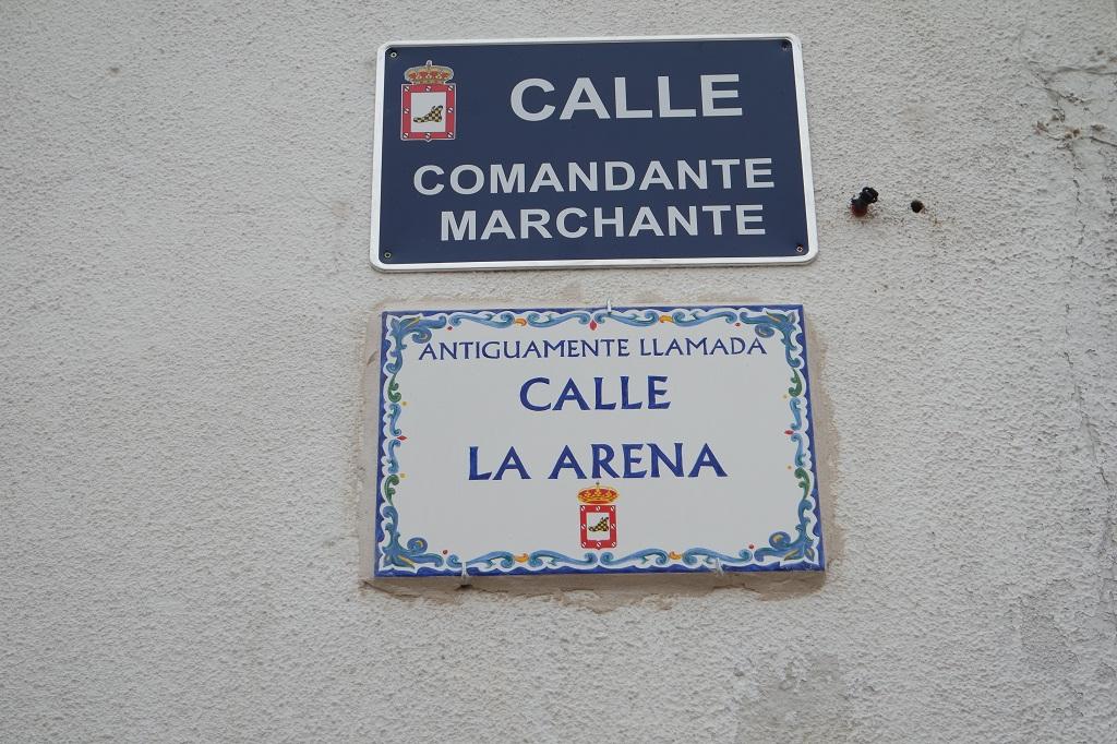 Calle La Arena