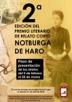 Premio Literario de Relato Corto Notburga de Haro