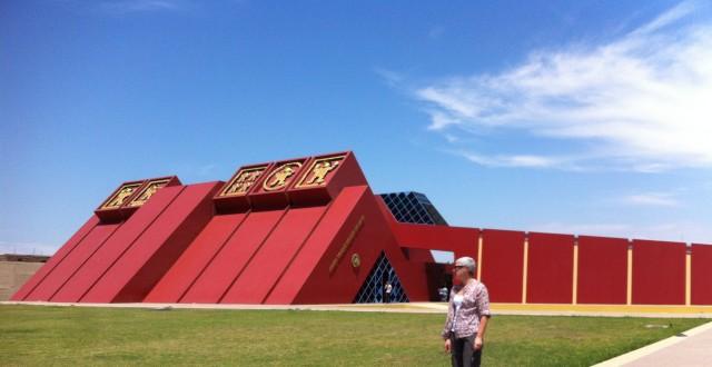 museo de las tumbas reales perú
