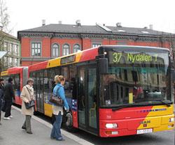 EPV buses Oslo