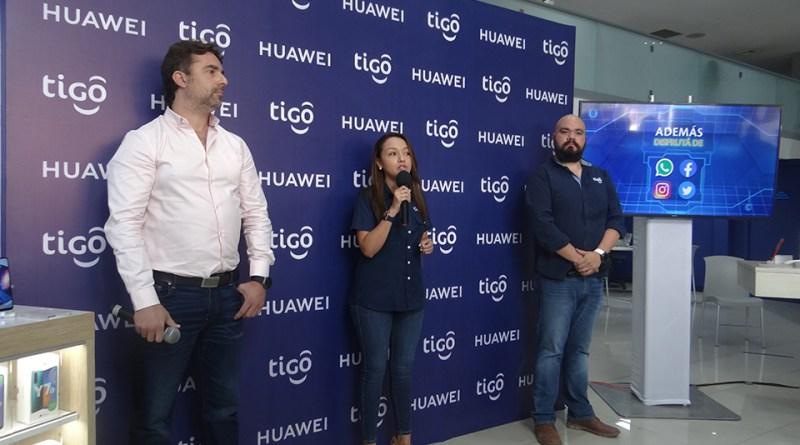 Llega a Tigo el HUAWEI Y7a y Y6p acompañado de la Copa Tigo Gaming