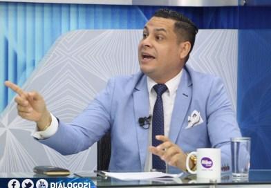 «No hay persecución política, sino persecución de corruptos», aclaró Coto