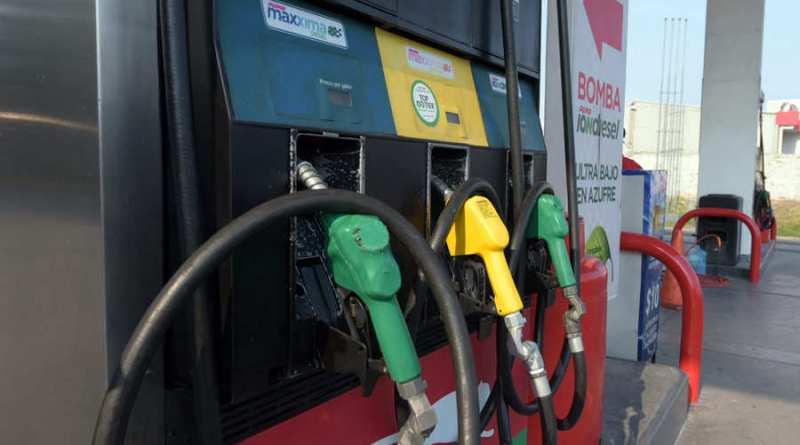 Economía anuncia nuevos precios de referencia en los combustibles