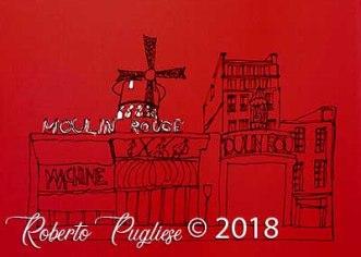 loca bohemia titulo - Obra perteneciente al video de tango Loca Bohemia por Roberto Pugliese (3)