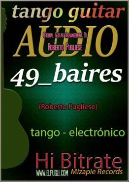 49 Baires 🎵 mp3 Tango Electronico