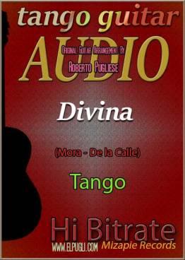Divina 🎵 mp3 tango en guitarra