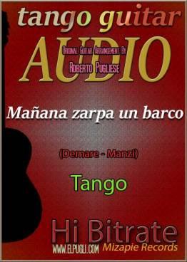 Mañana zarpa un barco mp3 tango en guitarra por Roberto Pugliese