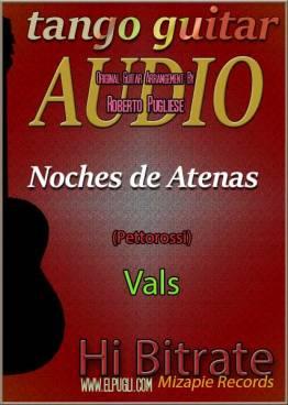 Noches de Atenas 🎵 mp3 vals en guitarra