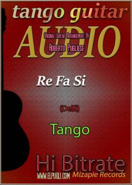 Re Fa Si 🎵 mp3 tango en guitarra