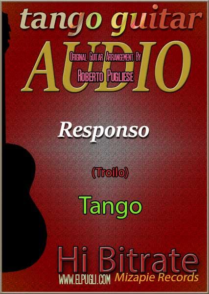Responso 🎵 mp3 tango en guitarra