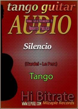 Silencio 🎵 mp3 tango en guitarra