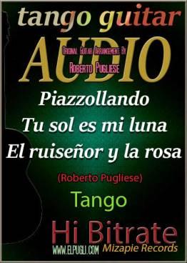 Piazzollando electrotango fusion 🎵 mp3 Roberto Pugliese