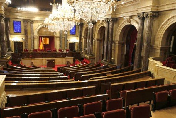 Parlament de Catalunya ACN.