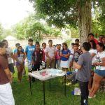 """Celebran en Bacalar """"Día del Estromatolito"""""""