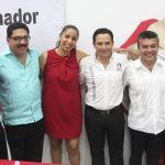 José Luis Toledo cuenta contodo mi apoyo: Marybel Villegas