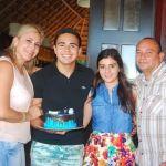 SOCIALES: Llega A La Mayoría De Edad Luis Guillermo Palmieri Inzunza