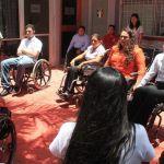 PRI incluyente, atiende a ciudadanos con capacidades diferentes