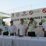 Impulsa el gobierno de Mauricio Góngora huertos de traspatio por un municipio verde