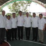 Reconocen presidentes municipales de Quintana Roo el trabajo de edil de Bacalar