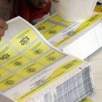 Reprograma el INE reparto de material electoral para el proceso interno del PRD