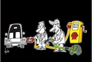LEON: Gazolinazo #caricatura