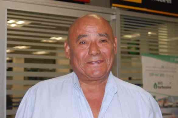 Porfirio Acosta  ORIGEN: Chetumal Quintana roo DESTINO: México Distrito Federal MOTIVO: Viajo para a su atención medica de manera rutinaria.