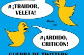 Pavlo: Guerra de twitters