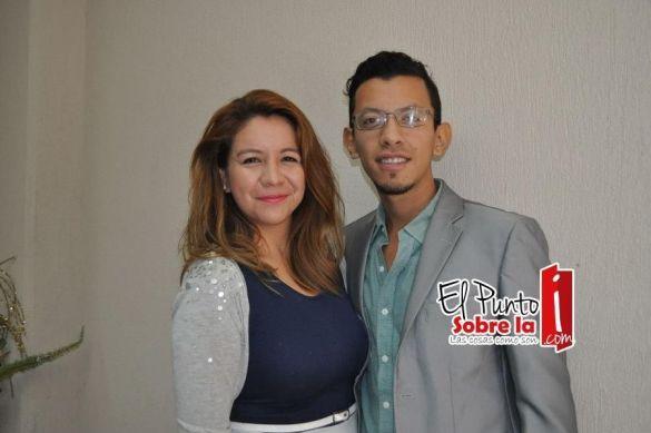 Abel Silva Álvarez y Sabina Varguez Álvarez.