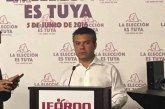 Mauricio Góngora aprovecha debate para seguir sumando votos