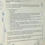 """Padres de familia exigen destitución de """"mañosa"""" maestra"""