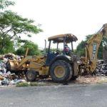 Trabajan a marchas forzadas para dar respuesta al problema de la basura