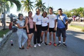 Esmeralda Marrufo, Rosy Contreras, Nayeli Torres, Yareli Curiel, Alejandro Martínez y Juan Carlos