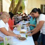 Conmemora el DIF en la Zona Maya el Día Mundial de la Alimentación