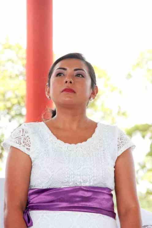 MARÍA DOMINGA CHAN MARTÍN NOVENO REGIDOR COMISIONADA EN MERCADOS PÚBLICOS Y TRANSPORTE