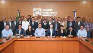 PAN Comite Ejecutivo Nacional