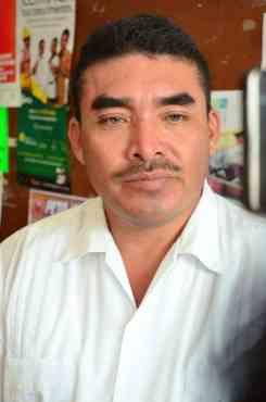 PROF. JUAN CARLOS HUCHIN SERRALTA PRIMER REGIDOR COMISIONADO EN SEGURIDAD PÚBLICA