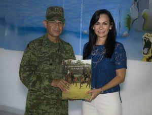 Reunión De La Presidente Laura Fernández