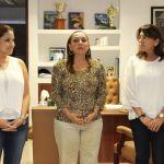 Designa Cora Amalia Castilla Madrid a Sonia Elías