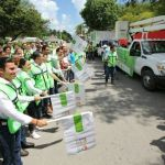 Trabajaremos por una ciudad más limpia: Remberto Estrada