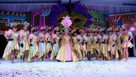 DIF - baile de carnaval de damas15