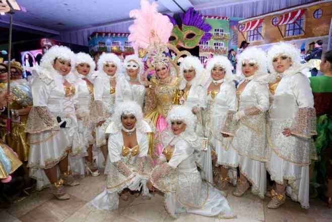 DIF - baile de carnaval de damas3