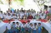 Reconoce Paoly Perera a jóvenes deportistas que participaron en las Olimpíadas Nacionales