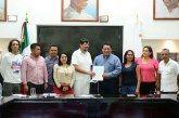 Recibe Congreso a ciudadanos del municipio de Puerto Morelos