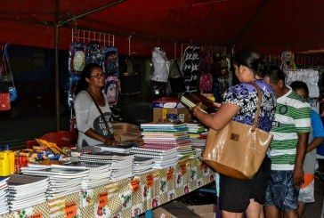 Familias carrilloportenses podrán adquirir útiles a bajo costo en Tianguis Escolar