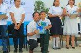 Encabeza Alexander Zetina arranque del ciclo escolar en Bacalar