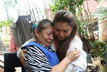 Romi Dzul compromete apoyo a familia de Tulum afectada por incendio