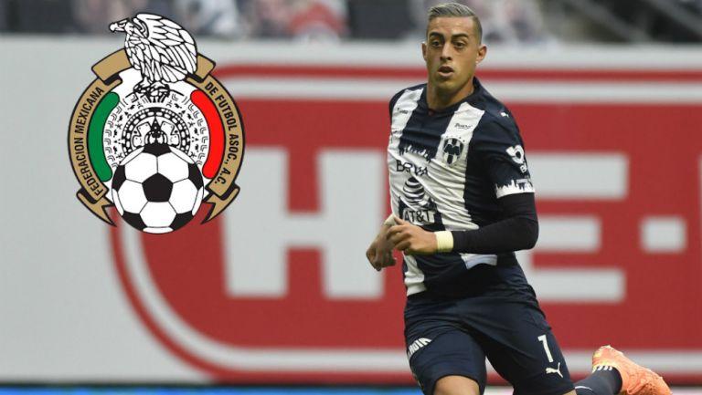 """Me encantaría jugar en la Selección Mexicana"""", Rogelio Funes Mori   El  Quintana Roo MX"""