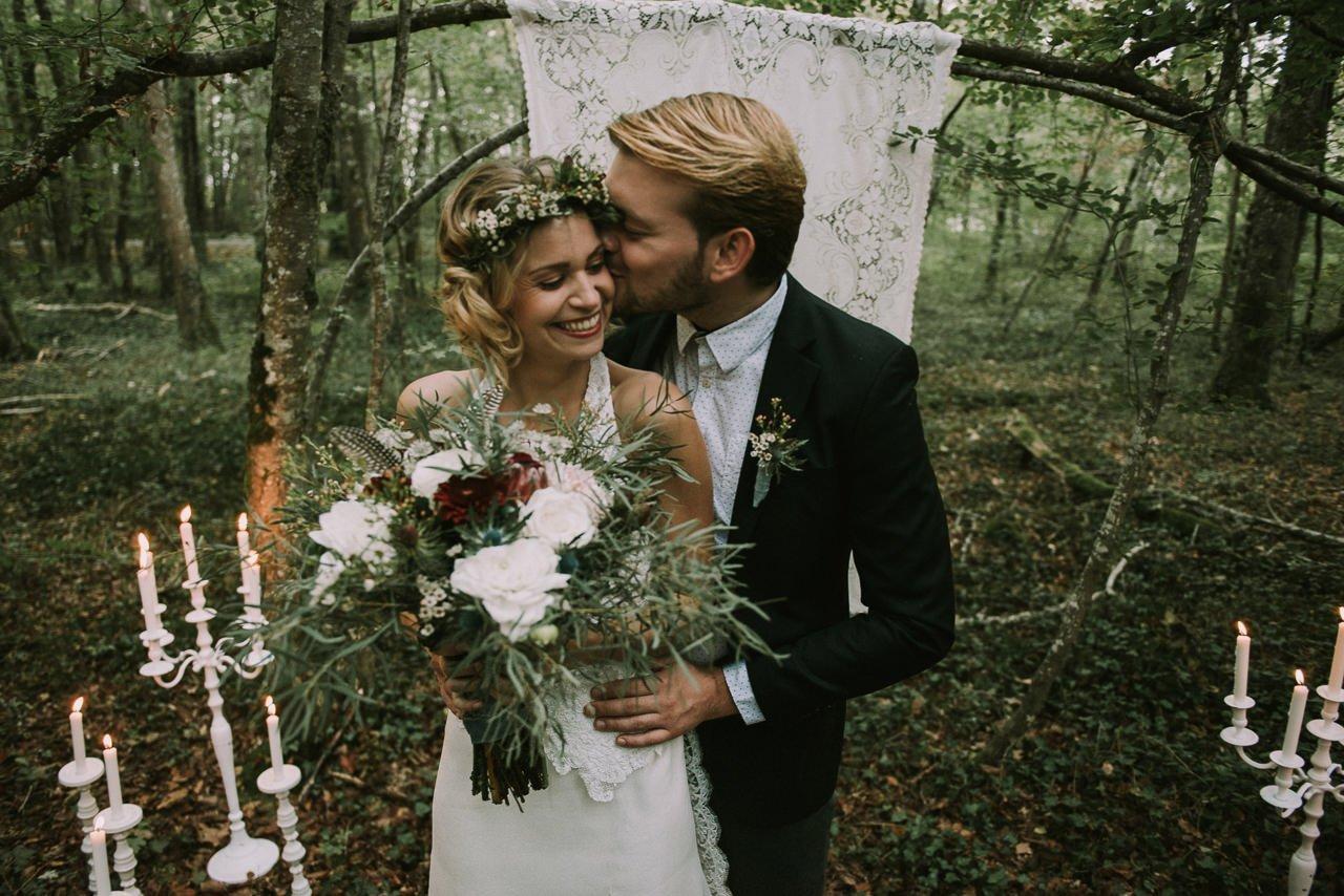 Ramos para novias silvestres