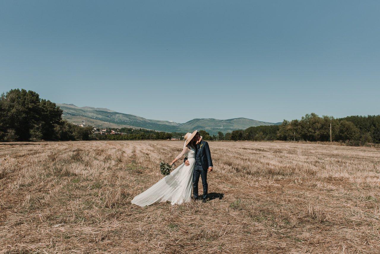 boda campestre