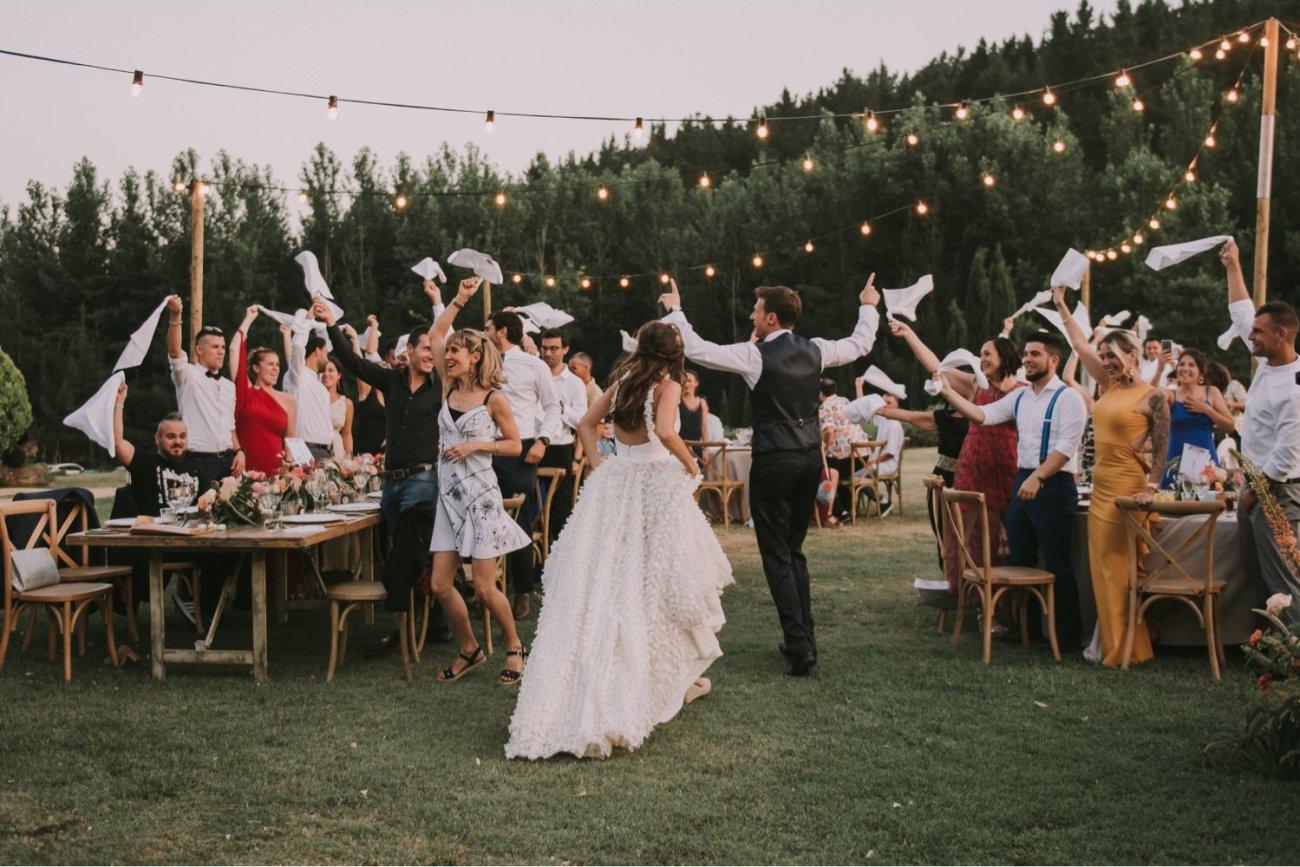 bodas en can riera de la pineda